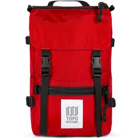 Topo Designs Rover Mini Mochila, rojo